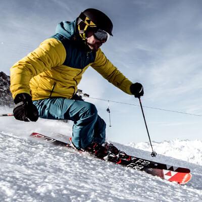 Alpin-Ski