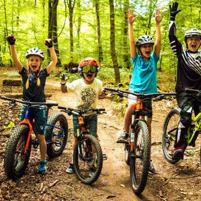 Kinderfahhräder