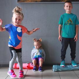 Vaikiškų sportiniai batai
