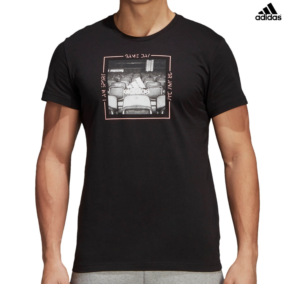 Category Men's Ath Adidas Shirt Ath Category Adidas RLSAc354jq