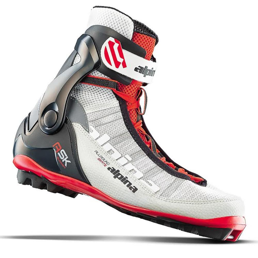 Best Brake Pads >> Alpina ASK Summer | Rollerski Skating Boots