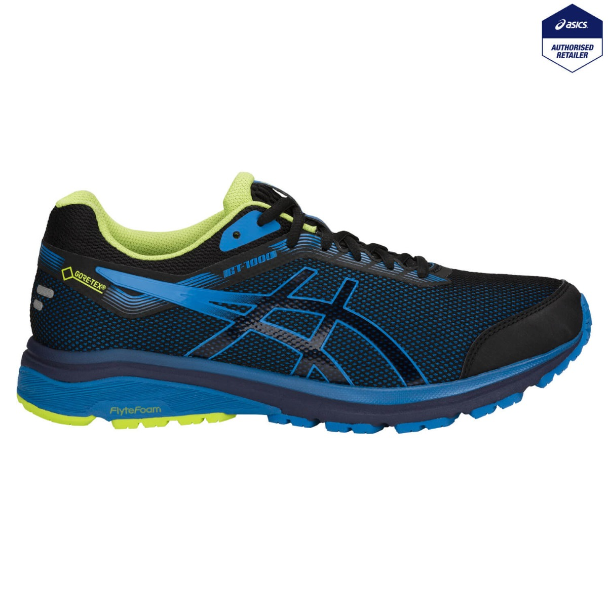 design de qualité bdf3e 51036 Asics Gel GT-1000 7 GTX Men's Shoes