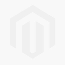 Buff Cotton Infinity Scarf, Aqua Stripes 402665