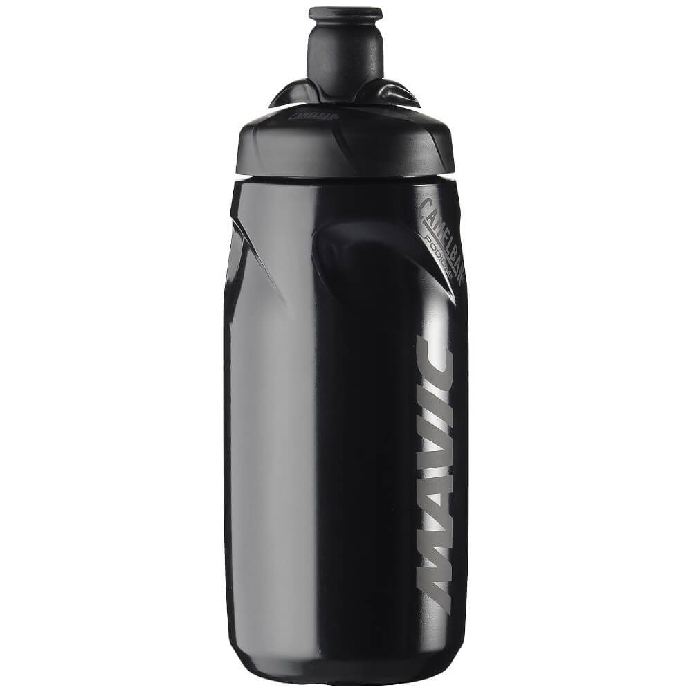 0a7fb65a78d Mavic H2O Water Bottle 0.6L, Black/White
