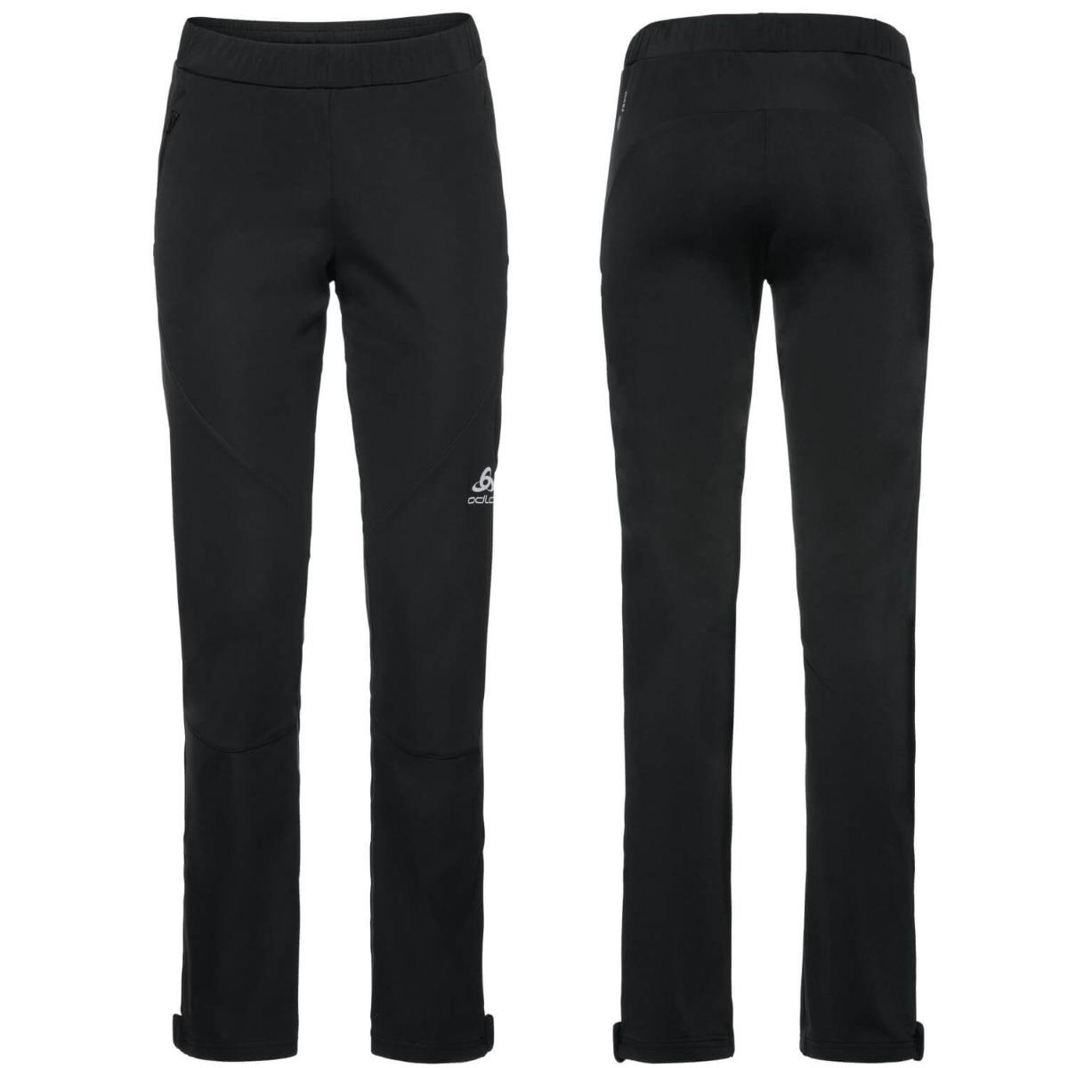 622231 Odlo black Pants AEOLUS ELEMENT WARM