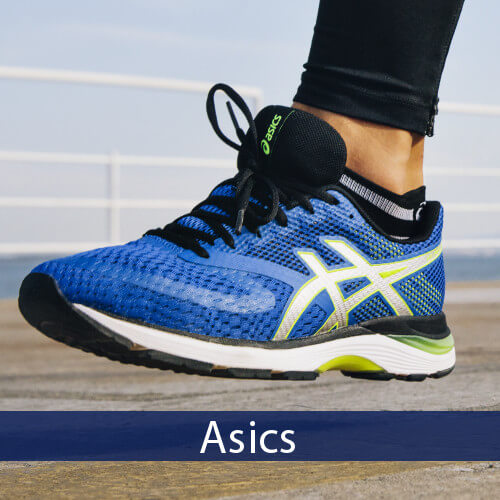 Sports shoes - Asics