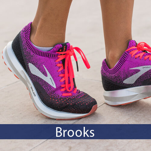 Sports shoes - Brooks