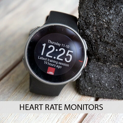 Sporting goods - heart rate monitors