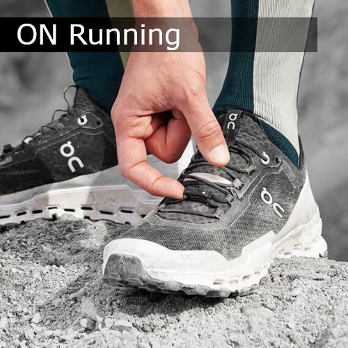 Sports shoes - ON running