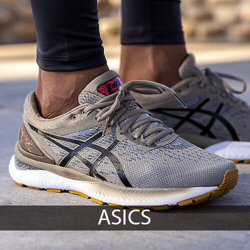 Running shoes - Asics