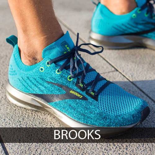 Running shoes - Brooks