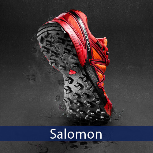Sports shoes - Salomon