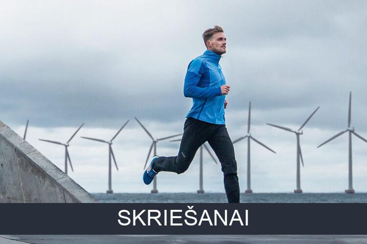 Gore apģērbs skriešanai
