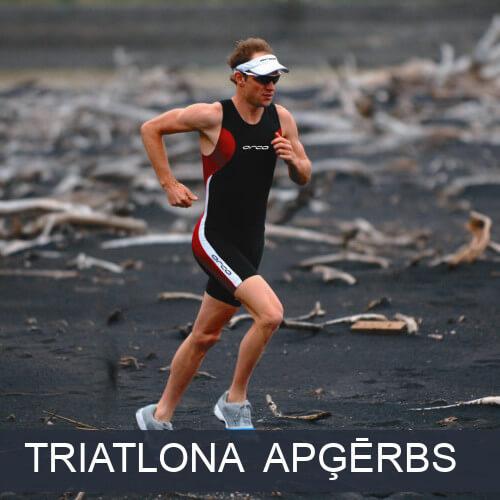 Orca apģērbs triatlonam