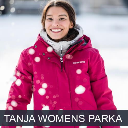 Tanja sieviešu parka