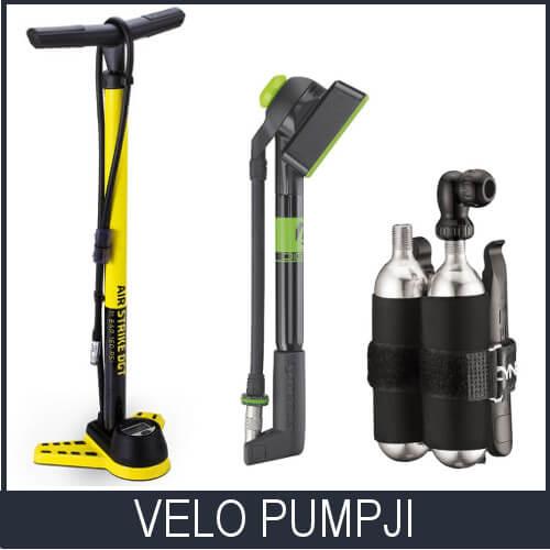 Velosipēda pumpji