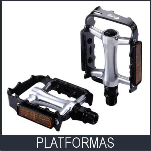 Platformas pedāļi