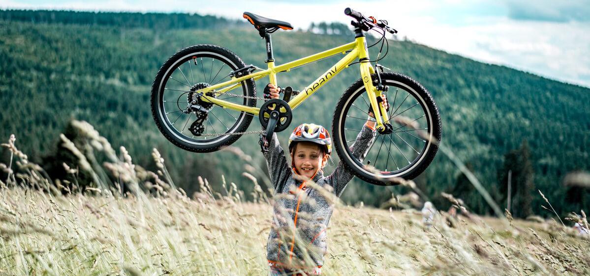 Beany bērnu velosipēdi