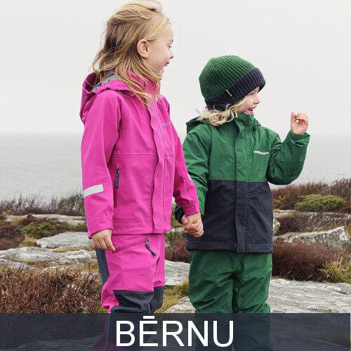Bērnu rudens apģērbs