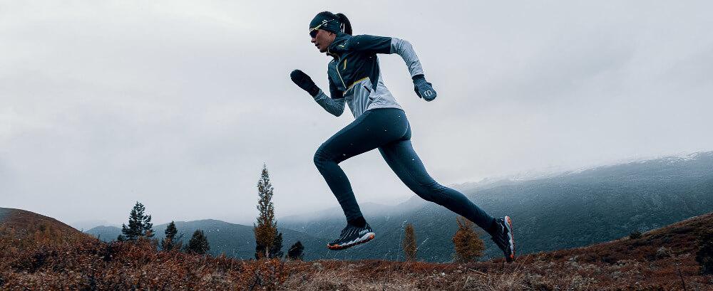 Bjorn Daehlie running