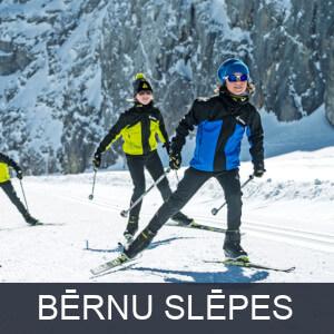 Fischer bērnu slēpes