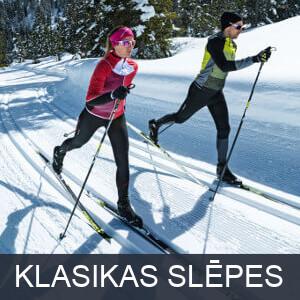 Fischer klasiskā soļa slēpes