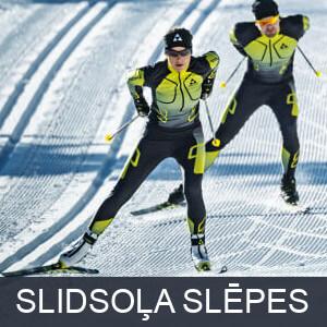 Fischer slidsoļa slēpes