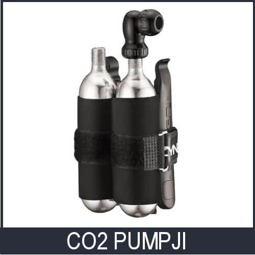 CO2 velo pumpji