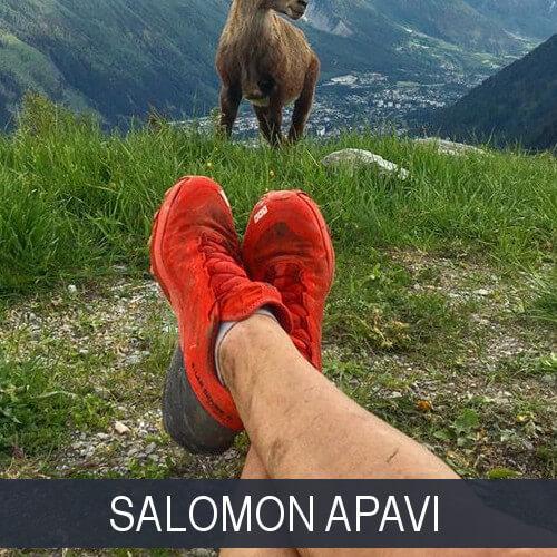 Salomon apavi