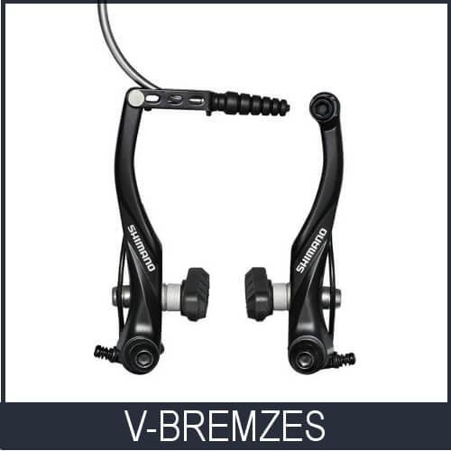 V-bremzes