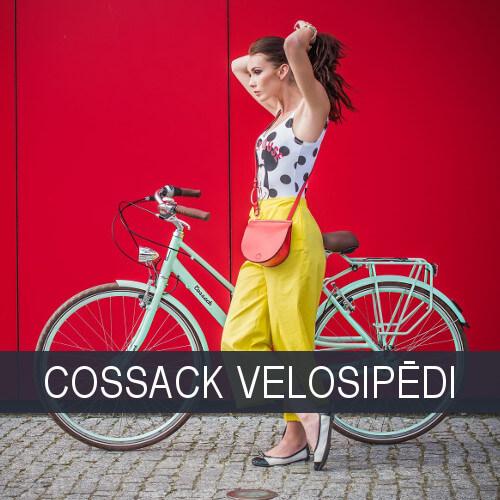 Cossack stilīgie sieviešu velosipēdi