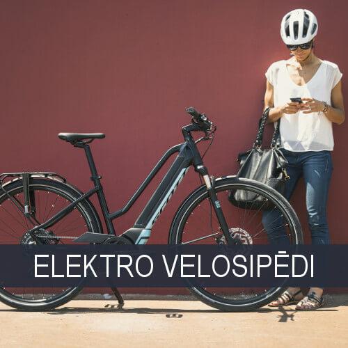 Sieviešu elektro velosipēdi