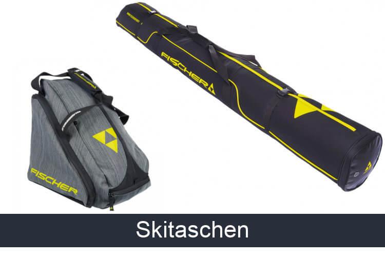 Skitaschen & Zubehör
