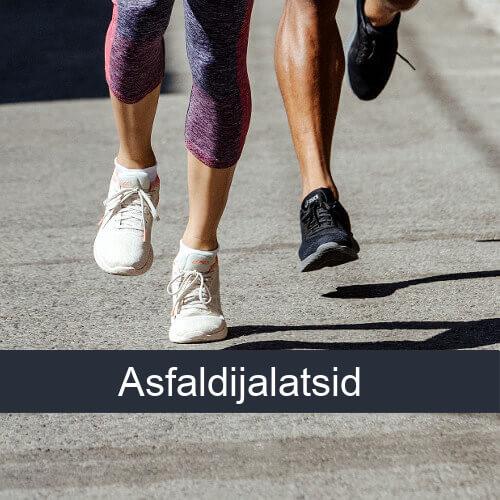 Asfaldi jooksujalatsid