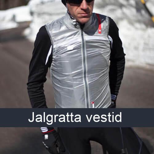 Jalgratta vestid