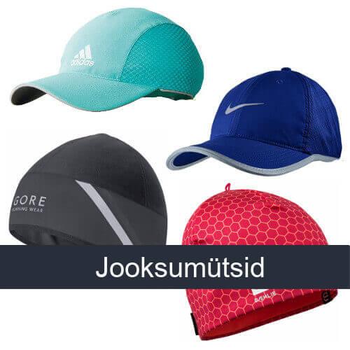 Jooksumütsid