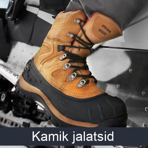 Kamik jalatsid ja saapad