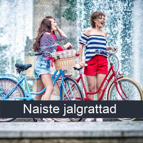 Naiste jalgrattad
