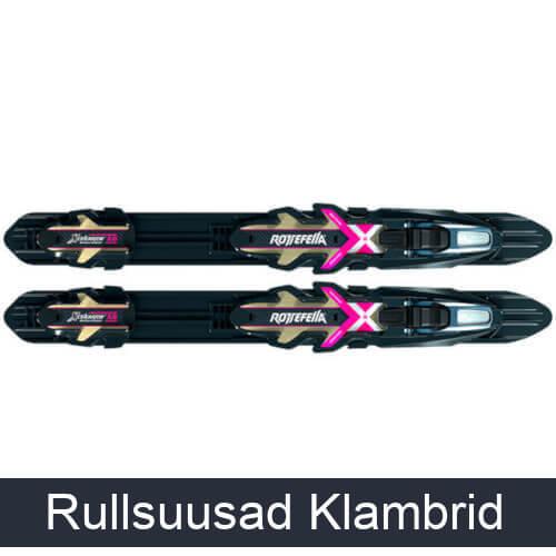Rullsuusad Klambrid