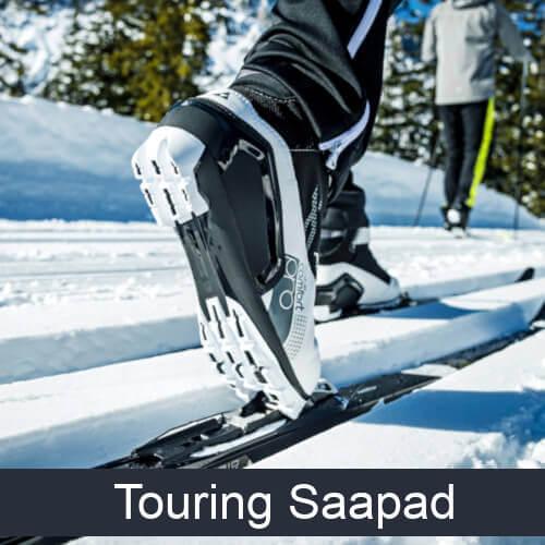Touring Saapad