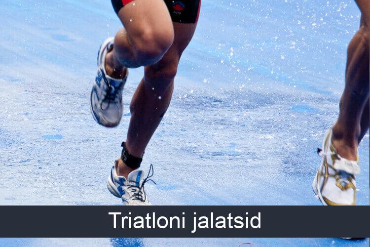 Triatloni jalatsid