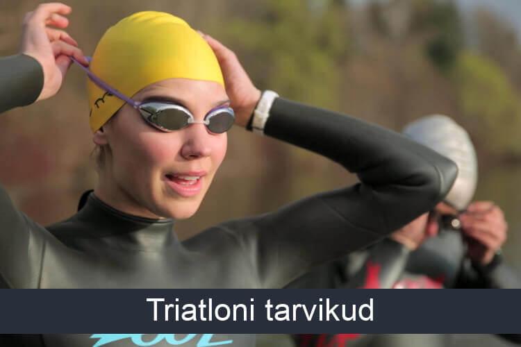 Triatloni tarvikud