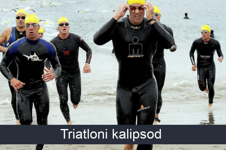 Triatloni ujumiskalipso