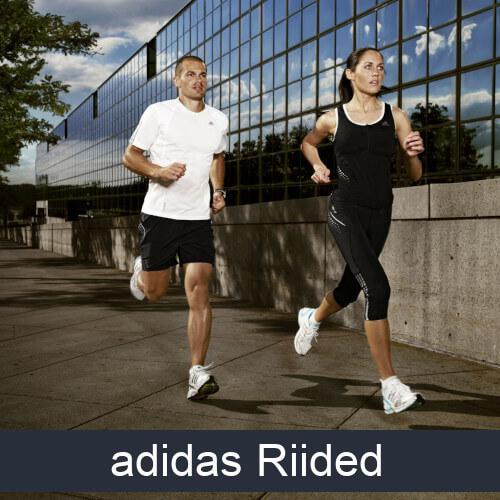 Adidas riided