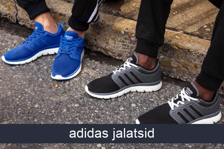adidas jalatsid kategooriad