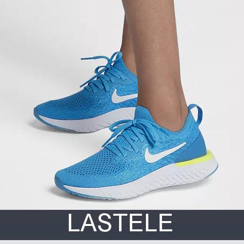 Nike jalatsid lastele