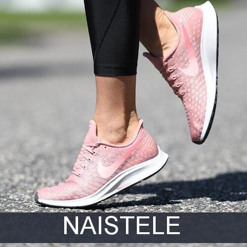 Nike jalatsid naistele