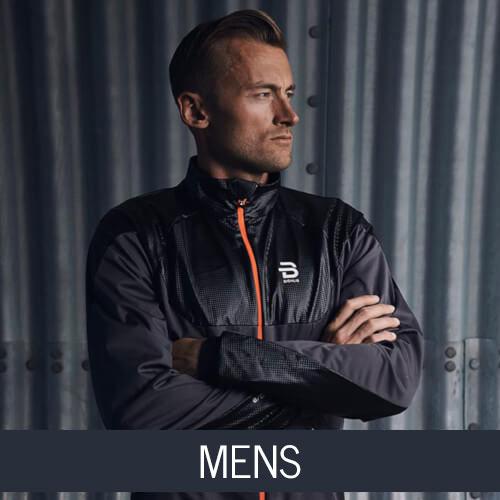 Bjorn Daehlie mens clothing