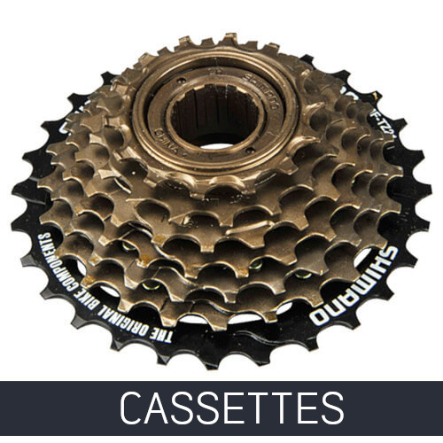 Components Cassettes