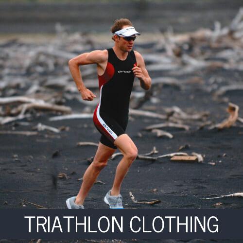 Orca triathlon clothing